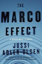 Couverture du livre « The Marco Effect » de Jussi Adler-Olsen aux éditions Penguin Group Us