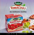 Couverture du livre « Tomacouli de Panzani ; les meilleures recettes » de Blandine Boyer aux éditions Larousse