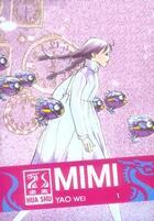 Couverture du livre « Mimi t.1 » de Wei Yao aux éditions Casterman