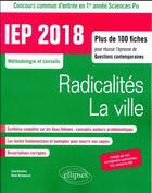 Couverture du livre « Reussir Le Concours Commun D'Entree En Premiere Annee Iep/Sciences-Po » de Rampnoux aux éditions Ellipses Marketing