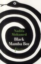 Couverture du livre « Black Mamba Boy » de Nadifa Mohamed aux éditions Libretto