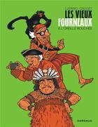 Couverture du livre « Les vieux fourneaux T.6 ; l'oreille bouchée » de Wilfrid Lupano et Paul Cauuet aux éditions Dargaud