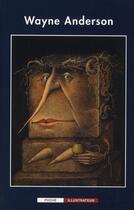 Couverture du livre « Wayne Anderson » de Wayne Anderson aux éditions Delpire