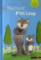 Couverture du livre « Méchant p'tit loup » de Sean Taylor aux éditions Rouge Et Or