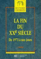 Couverture du livre « HU HISTOIRE » de Jean Heffer aux éditions Hachette Education