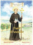 Couverture du livre « Saint Wandrille » de Mauricette Vial-Andru aux éditions Saint Jude