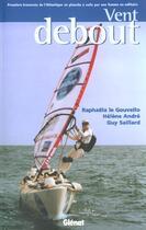 Couverture du livre « Vent debout » de Raphaela Le Gouvello aux éditions Glenat