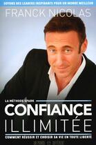 Couverture du livre « Confiance illimitée » de Franck Nicolas aux éditions Un Monde Different