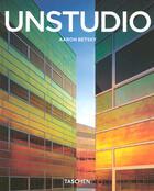 Couverture du livre « UN studio » de Aaron Betsky aux éditions Taschen