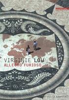 Couverture du livre « Allegro furioso » de Virginie Lou aux éditions Joelle Losfeld