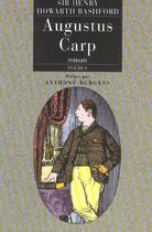 Couverture du livre « Augustus carp » de Bashford Henry aux éditions Phebus