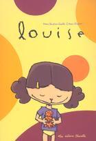 Couverture du livre « Louise » de Lizano et Queille aux éditions Charrette