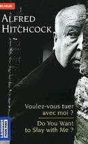 Couverture du livre « Voulez-vous tuer avec moi ? » de Alfred Hitchcock aux éditions Langues Pour Tous
