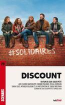 Couverture du livre « Discount (scénario du film) » de Samuel Doux et Louis-Julien Petit aux éditions Lettmotif