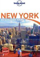 Couverture du livre « New York (7e édition) » de Collectif Lonely Planet aux éditions Lonely Planet France