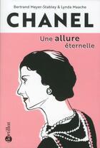 Couverture du livre « Chanel ; une allure éternelle » de Bertrand Meyer-Stabley et Lynda Maache aux éditions Bartillat