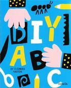 Couverture du livre « Diy abc » de Marton Eleonora aux éditions Cicada
