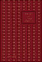 Couverture du livre « The art of aubrey beardsley /anglais » de Collectif aux éditions Thames & Hudson