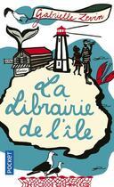 Couverture du livre « La librairie de l'île » de Gabrielle Zevin aux éditions Pocket