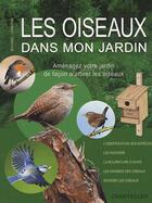 Couverture du livre « Les oiseaux dans mon jardin » de Michael Lohmann aux éditions Chantecler