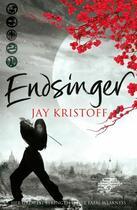 Couverture du livre « Endsinger » de Jay Kristoff aux éditions Pan Macmillan