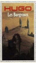 Couverture du livre « Les Burgraves » de Victor Hugo aux éditions Flammarion