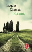 Couverture du livre « Hosanna » de Jacques Chessex aux éditions Lgf