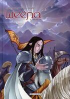 Couverture du livre « Weëna t.5 ; bataille » de Corbeyran et Picard et Brants aux éditions Delcourt