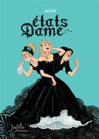 Couverture du livre « États dame » de Zelba aux éditions Jarjille