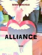 Couverture du livre « Alliance » de Marie Berchoud aux éditions Librinova