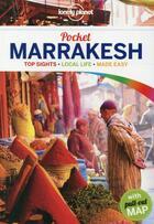 Couverture du livre « Marrakesh (3e édition) » de Jessica Lee aux éditions Lonely Planet France