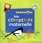 Couverture du livre « Pirouette, mes comptines maternelle » de  aux éditions Didier Jeunesse