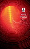 Couverture du livre « Silo T.1 » de Hugh Howey aux éditions Actes Sud