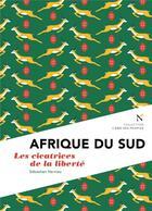 Couverture du livre « Afrique du Sud » de Sebastien Hervieu aux éditions Nevicata