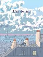 Couverture du livre « L'air de rien » de Aude Picault aux éditions Dargaud