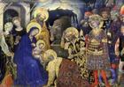 Couverture du livre « Calendrier de l'avent Noël et les Rois Mages » de Collectif aux éditions Mineditions