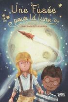 Couverture du livre « Une fusée pour la lune » de Jean Tevelis et Gaetan Noir aux éditions Alice
