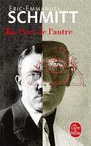 Couverture du livre « La part de l'autre » de Éric-Emmanuel Schmitt aux éditions Lgf
