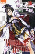 Couverture du livre « Witch Hunter T.16 » de Jung-Man Cho aux éditions Ki-oon