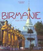 Couverture du livre « Birmanie » de Alain Cheneviere aux éditions Vilo