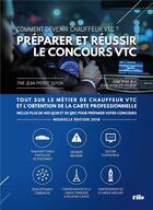 Couverture du livre « Concours vtc edition 2018 » de Guyon/Lyon aux éditions Vilo