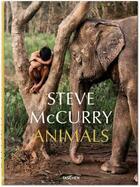 Couverture du livre « Steve McCurry ; animals » de Reuel Golden et Steve Mccurry aux éditions Taschen