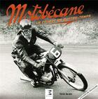 Couverture du livre « Motobécane, la course en 4-temps » de Patrick Barrabes aux éditions Etai