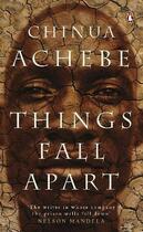 Couverture du livre « THINGS FALL APART » de Chinua Achebe aux éditions Penguin Books Uk