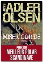 Couverture du livre « Miséricorde » de Jussi Adler-Olsen aux éditions Albin Michel