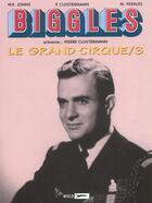Couverture du livre « Biggles - t5 - grand cirque (le) t3 » de Pierre Clostermann aux éditions Miklo
