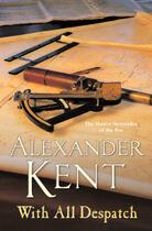 Couverture du livre « With All Despatch » de Alexander Kent aux éditions Random House Digital
