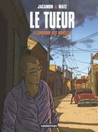 Couverture du livre « Le tueur T.7 ; le commun des mortels » de Luc Jacamon et Matz aux éditions Casterman