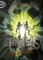 Couverture du livre « Tunnels t.6 ; Armageddon » de Roderick Gordon aux éditions Michel Lafon Poche