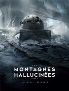 Couverture du livre « Les montagnes hallucinées t.2 ; illustré » de Howard Phillips Lovecraft et Francois Baranger aux éditions Bragelonne